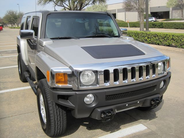 2006 Hummer H3 Luxury, Leather, Roof, 1Owner, Only 91k Miles Plano, Texas 1