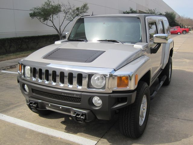 2006 Hummer H3 Luxury, Leather, Roof, 1Owner, Only 91k Miles Plano, Texas 3