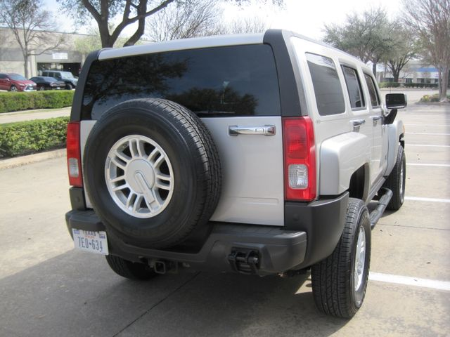 2006 Hummer H3 Luxury, Leather, Roof, 1Owner, Only 91k Miles Plano, Texas 10