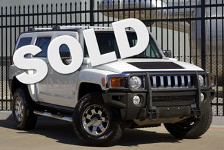 2006 Hummer H3 Luxury Pkg * SUNROOF  * Leather *CHROME EVERYTHING Plano, Texas 0
