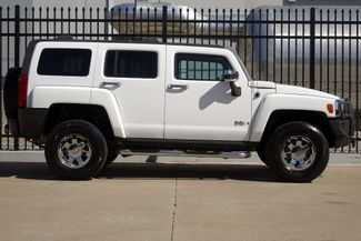 2006 Hummer H3 Luxury Pkg * SUNROOF  * Leather *CHROME EVERYTHING Plano, Texas 2