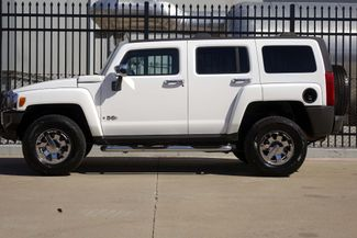 2006 Hummer H3 Luxury Pkg * SUNROOF  * Leather *CHROME EVERYTHING Plano, Texas 3