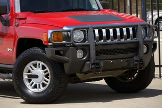 2006 Hummer H3 5-SPEED * Victory Red * TEXAS TRUCK * Cold A/C * Plano, Texas 18