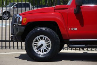 2006 Hummer H3 5-SPEED * Victory Red * TEXAS TRUCK * Cold A/C * Plano, Texas 28