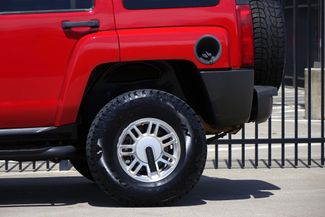 2006 Hummer H3 5-SPEED * Victory Red * TEXAS TRUCK * Cold A/C * Plano, Texas 29