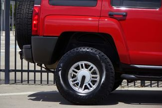 2006 Hummer H3 5-SPEED * Victory Red * TEXAS TRUCK * Cold A/C * Plano, Texas 26