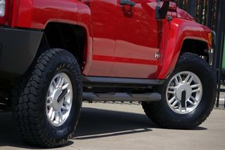 2006 Hummer H3 5-SPEED * Victory Red * TEXAS TRUCK * Cold A/C * Plano, Texas 22