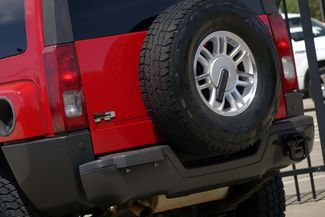 2006 Hummer H3 5-SPEED * Victory Red * TEXAS TRUCK * Cold A/C * Plano, Texas 25