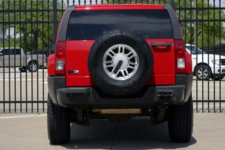 2006 Hummer H3 5-SPEED * Victory Red * TEXAS TRUCK * Cold A/C * Plano, Texas 7