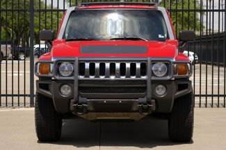 2006 Hummer H3 5-SPEED * Victory Red * TEXAS TRUCK * Cold A/C * Plano, Texas 6