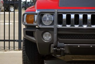 2006 Hummer H3 5-SPEED * Victory Red * TEXAS TRUCK * Cold A/C * Plano, Texas 30