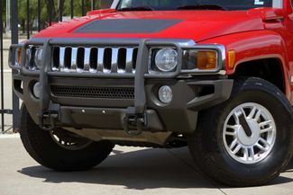 2006 Hummer H3 5-SPEED * Victory Red * TEXAS TRUCK * Cold A/C * Plano, Texas 19