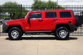2006 Hummer H3 5-SPEED * Victory Red * TEXAS TRUCK * Cold A/C * Plano, Texas 3