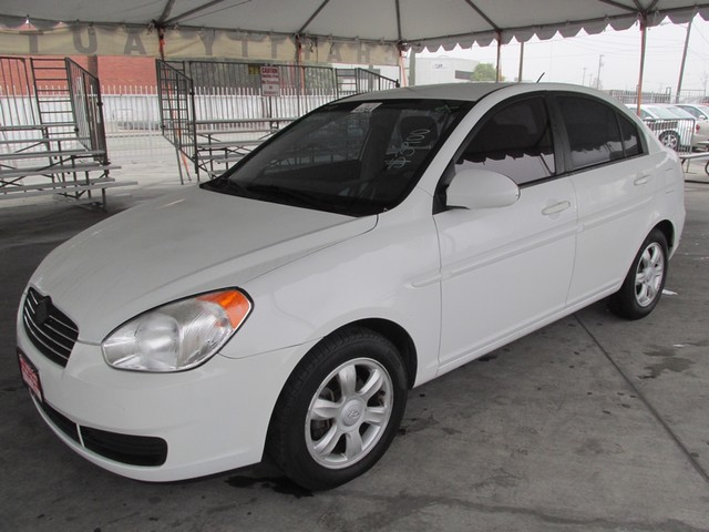 2006 Hyundai Accent GLS This particular vehicle has a SALVAGE title Please call or email to check