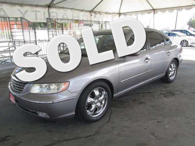 2006 Hyundai Azera Limited Please call or e-mail to check availability All of our vehicles are