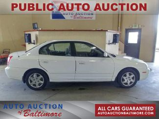 2006 Hyundai ELANTRA  | JOPPA, MD | Auto Auction of Baltimore  in Joppa MD