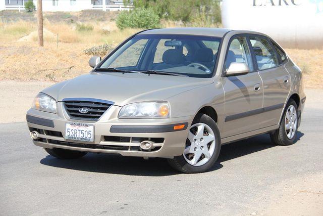 2006 Hyundai Elantra GLS Santa Clarita, CA 4