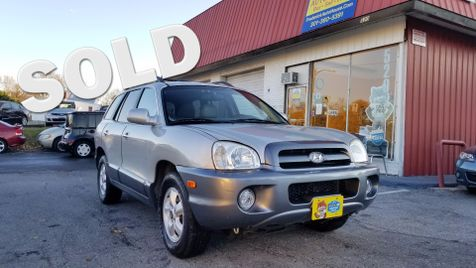 2006 Hyundai Santa Fe Limited in Frederick, Maryland