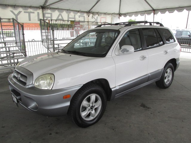 2006 Hyundai Santa Fe GLS Please call or e-mail to check availability All of our vehicles are a