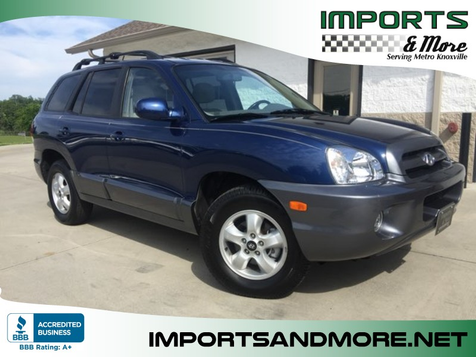2006 Hyundai Santa Fe GLS V6 in Lenoir City, TN