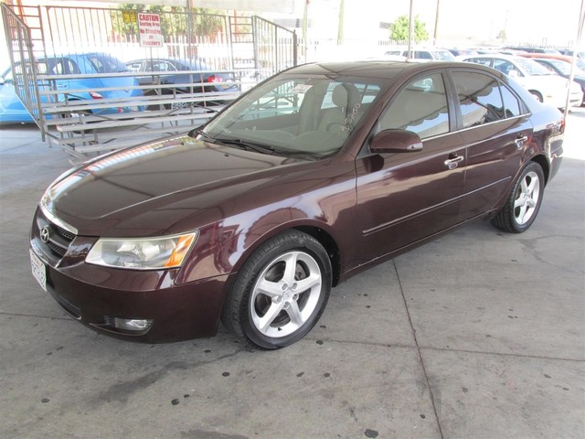 2006 Hyundai Sonata GLS Please call or e-mail to check availability All of our vehicles are ava