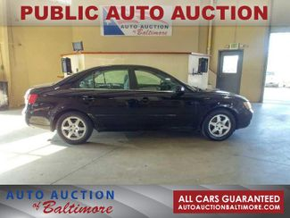 2006 Hyundai SONATA  | JOPPA, MD | Auto Auction of Baltimore  in Joppa MD