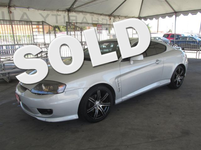 2006 Hyundai Tiburon GT Please call or e-mail to check availability All of our vehicles are ava