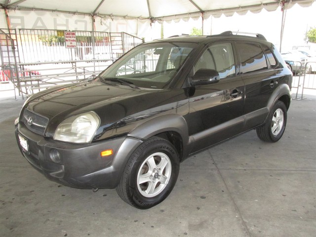 2006 Hyundai Tucson GLS Please call or e-mail to check availability All of our vehicles are ava