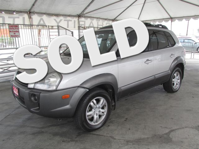 2006 Hyundai Tucson Limited Please call or e-mail to check availability All of our vehicles are