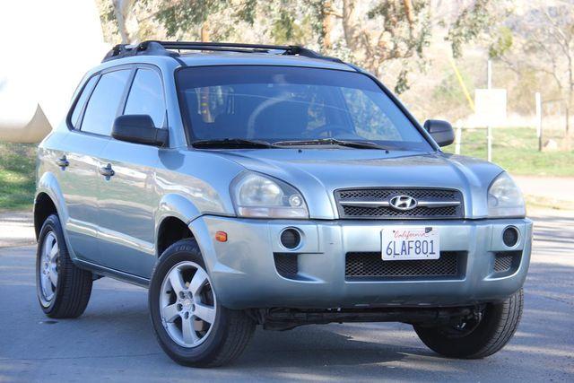 2006 Hyundai Tucson GL Santa Clarita, CA 3