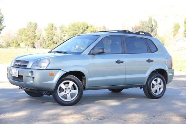 2006 Hyundai Tucson GL Santa Clarita, CA 1