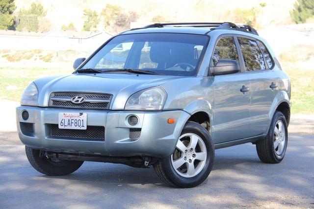 2006 Hyundai Tucson GL Santa Clarita, CA 4
