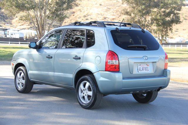 2006 Hyundai Tucson GL Santa Clarita, CA 5