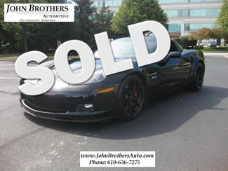 2006 Sold Chevrolet Corvette Z06 Conshohocken, Pennsylvania