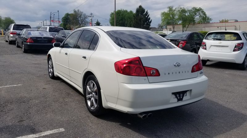 2006 Infiniti G35 X  in Frederick, Maryland
