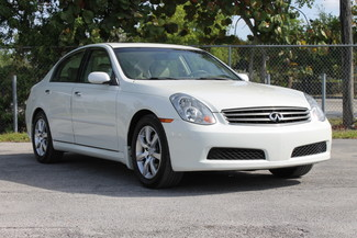 2006 Infiniti G35 Hollywood, Florida 1