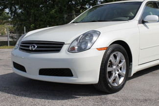 2006 Infiniti G35 Hollywood, Florida 30