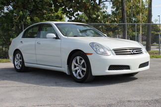 2006 Infiniti G35 Hollywood, Florida 43