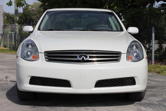 2006 Infiniti G35 Hollywood, Florida 12