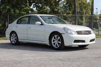 2006 Infiniti G35 Hollywood, Florida 13