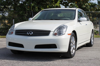 2006 Infiniti G35 Hollywood, Florida 63