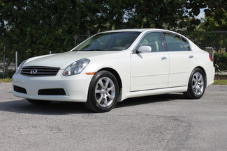 2006 Infiniti G35 Hollywood, Florida 14