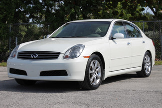 2006 Infiniti G35 Hollywood, Florida 29