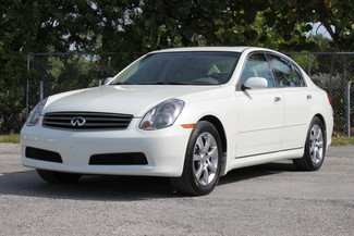 2006 Infiniti G35 Hollywood, Florida 10