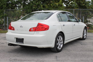 2006 Infiniti G35 Hollywood, Florida 4