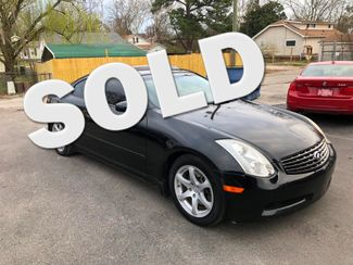 2006 Infiniti G35 Knoxville , Tennessee