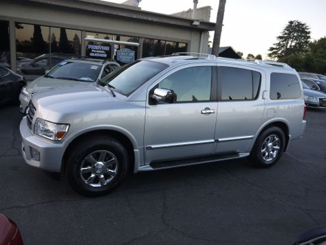 2006 Infiniti QX56 ALL WHEEL DRIVE (*NAVIGATION & BACKUP CAMERA*)  in Campbell, CA