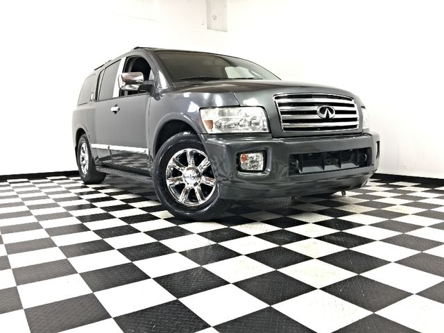 2006 Infiniti Qx56luxurious Family Sizedreliablesafe The Auto
