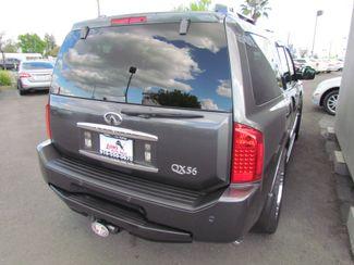 2006 Infiniti QX56  Navi / Camera / DVD Sacramento, CA 5