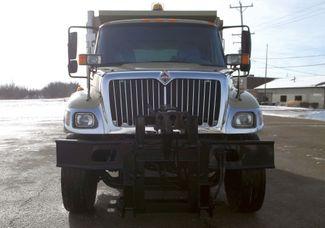 2006 International 7400 Snow Plow Dump Truck, 11', Dump with Spreader ., . 3